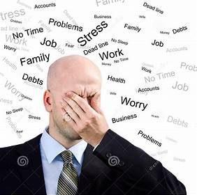 Стресс и мужское бесплодие